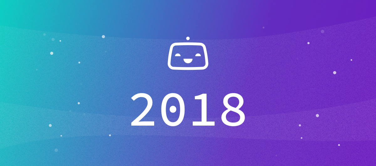 Farewell, 2018: You were great!