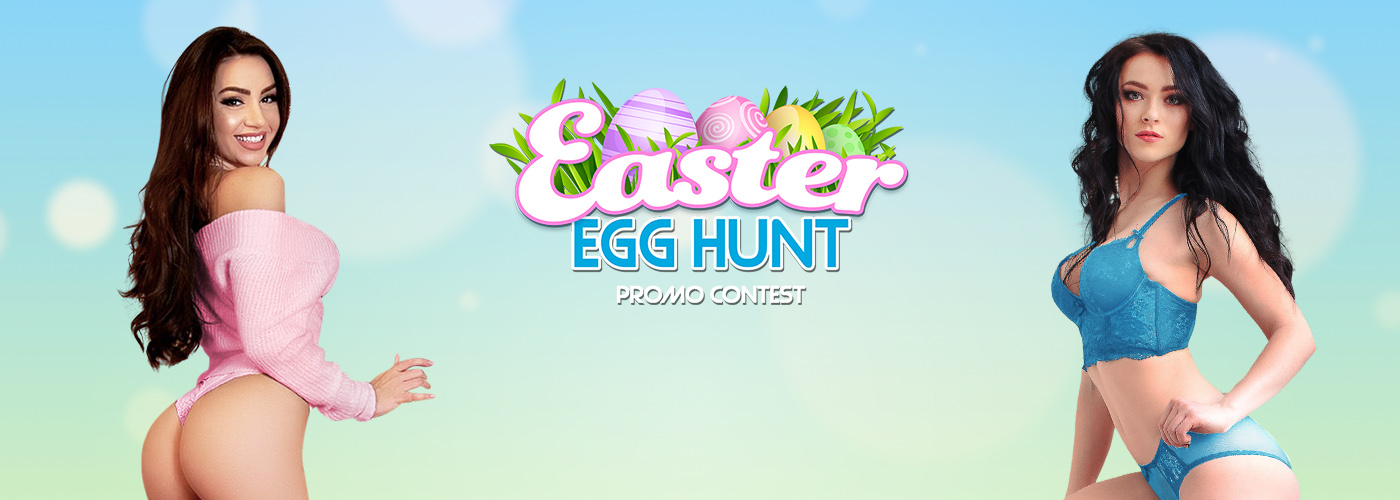 The Ultimate Camgirl Easter Egg Hunt 2021