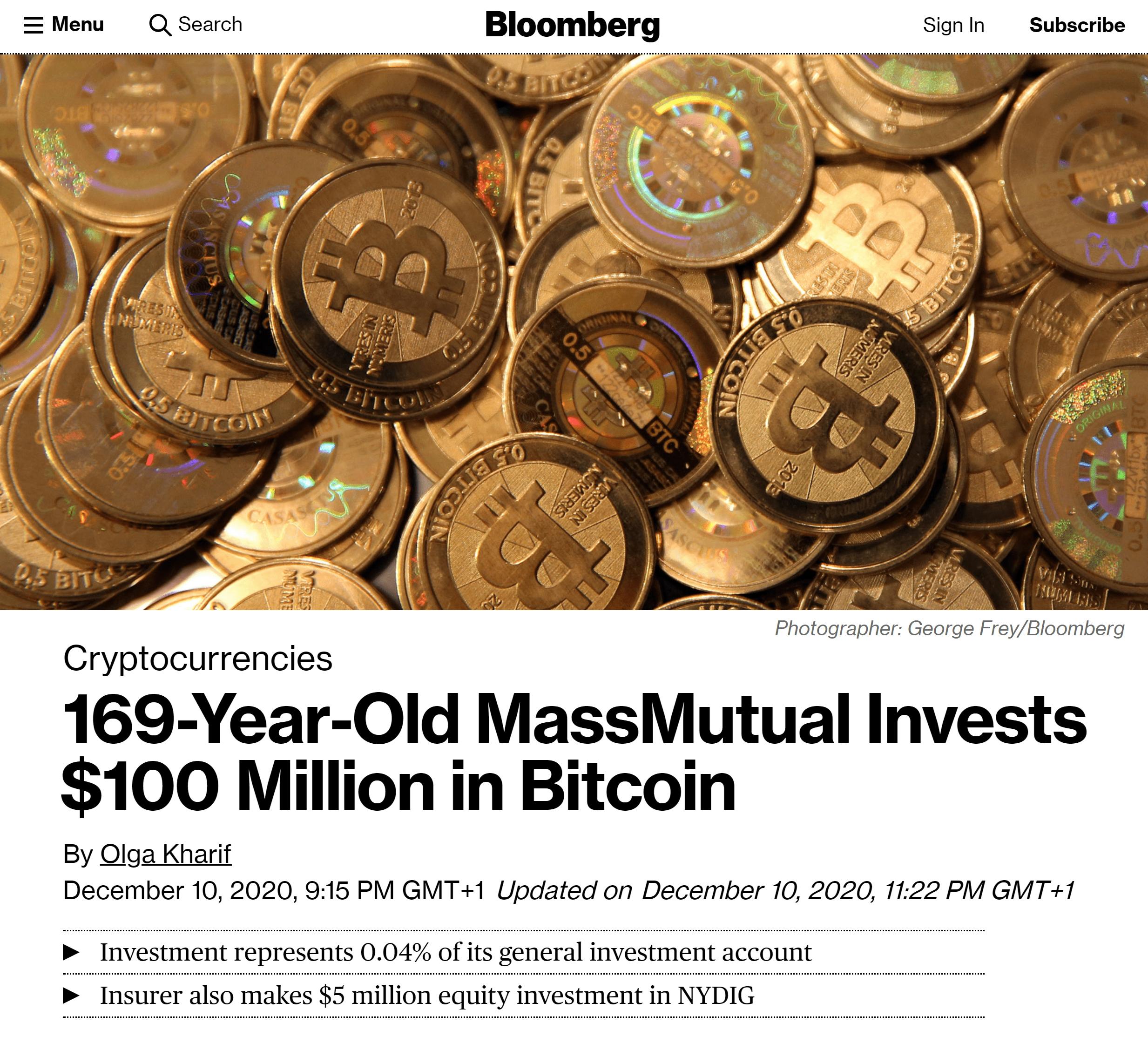 massmutual-invests-100-million-in-bit...