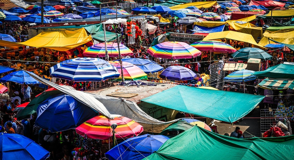 Sonora Market is a witchy cool place to see in Mexico City