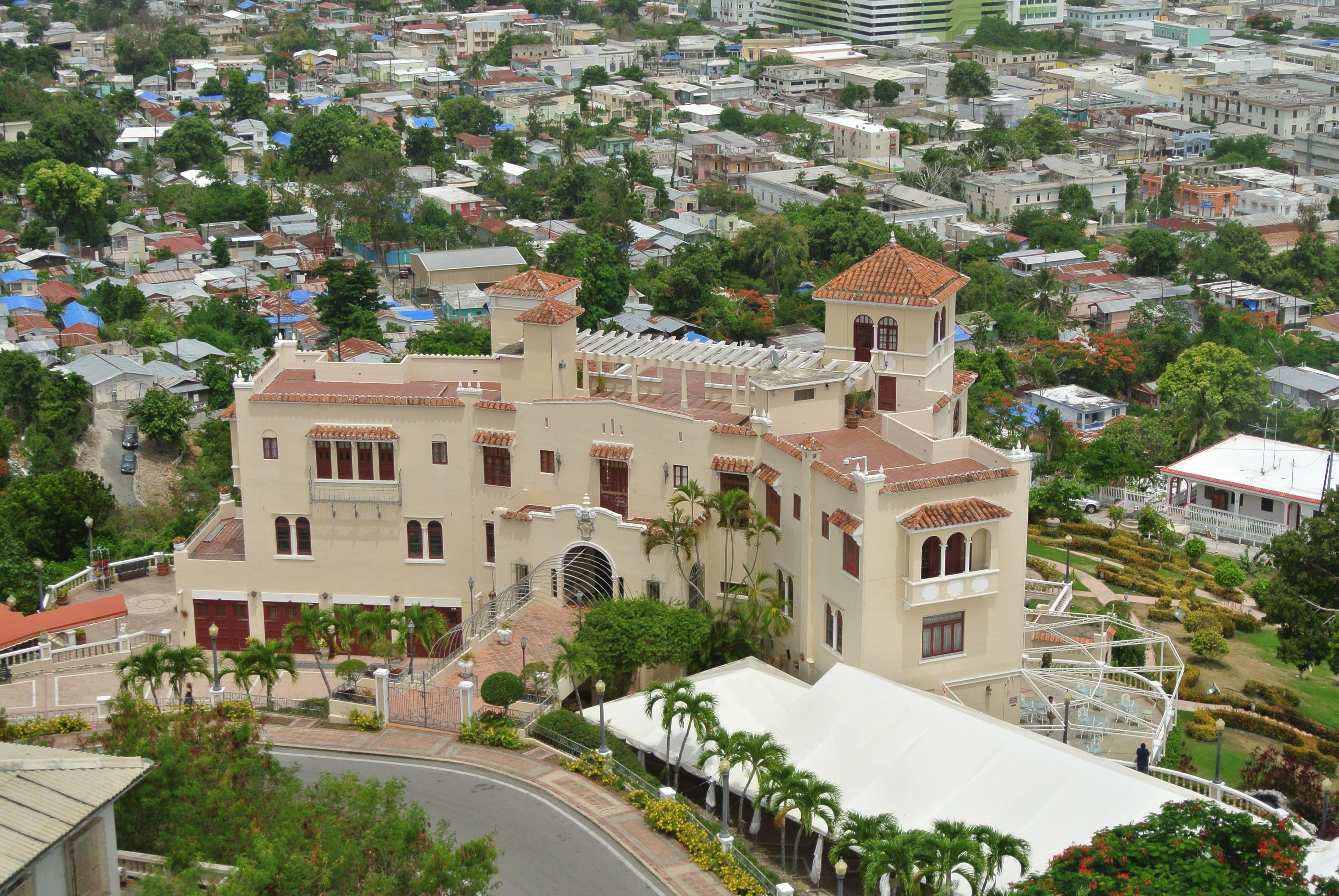 Serralles Castle is a top Puerto Rico landmark