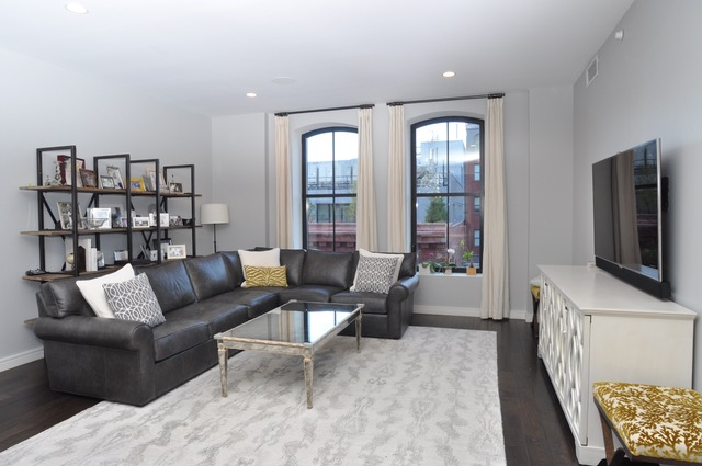Selling My Apartment in NYC - Living Room