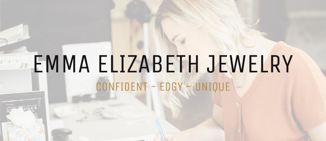 Emma Elizabeth Jewelry Logo design