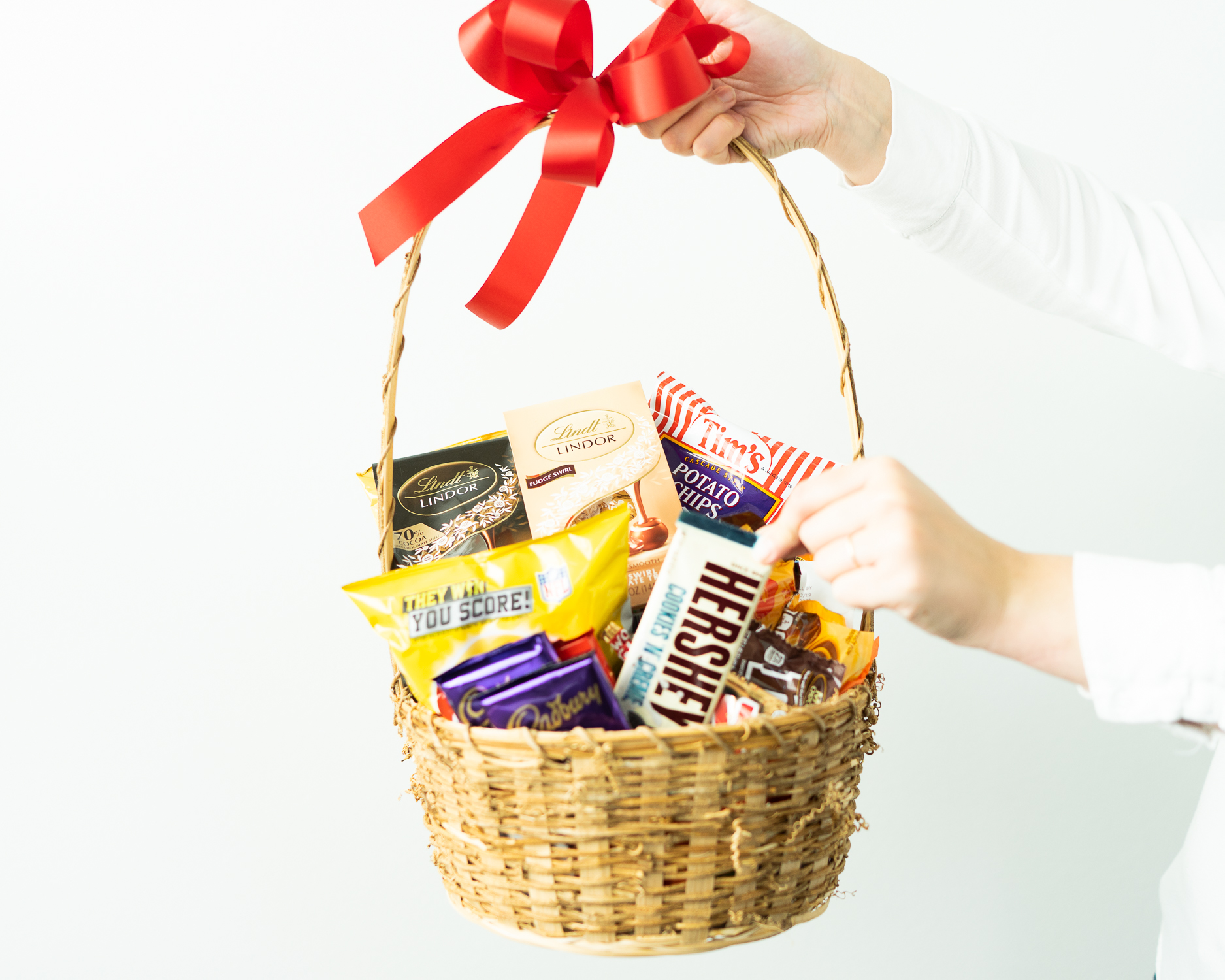 Snack Basket Care Package
