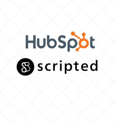 Scripted Officially Announces Partnership With HubSpot as Primary Content Provider