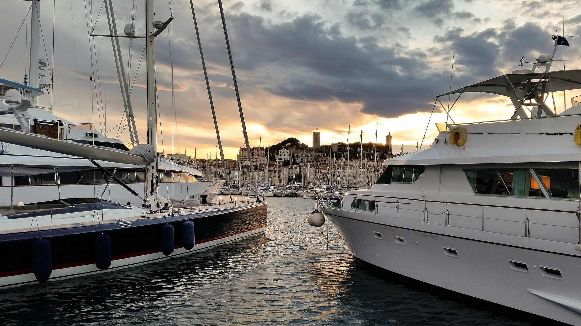 Cannes is one of the coolest places to visit in France
