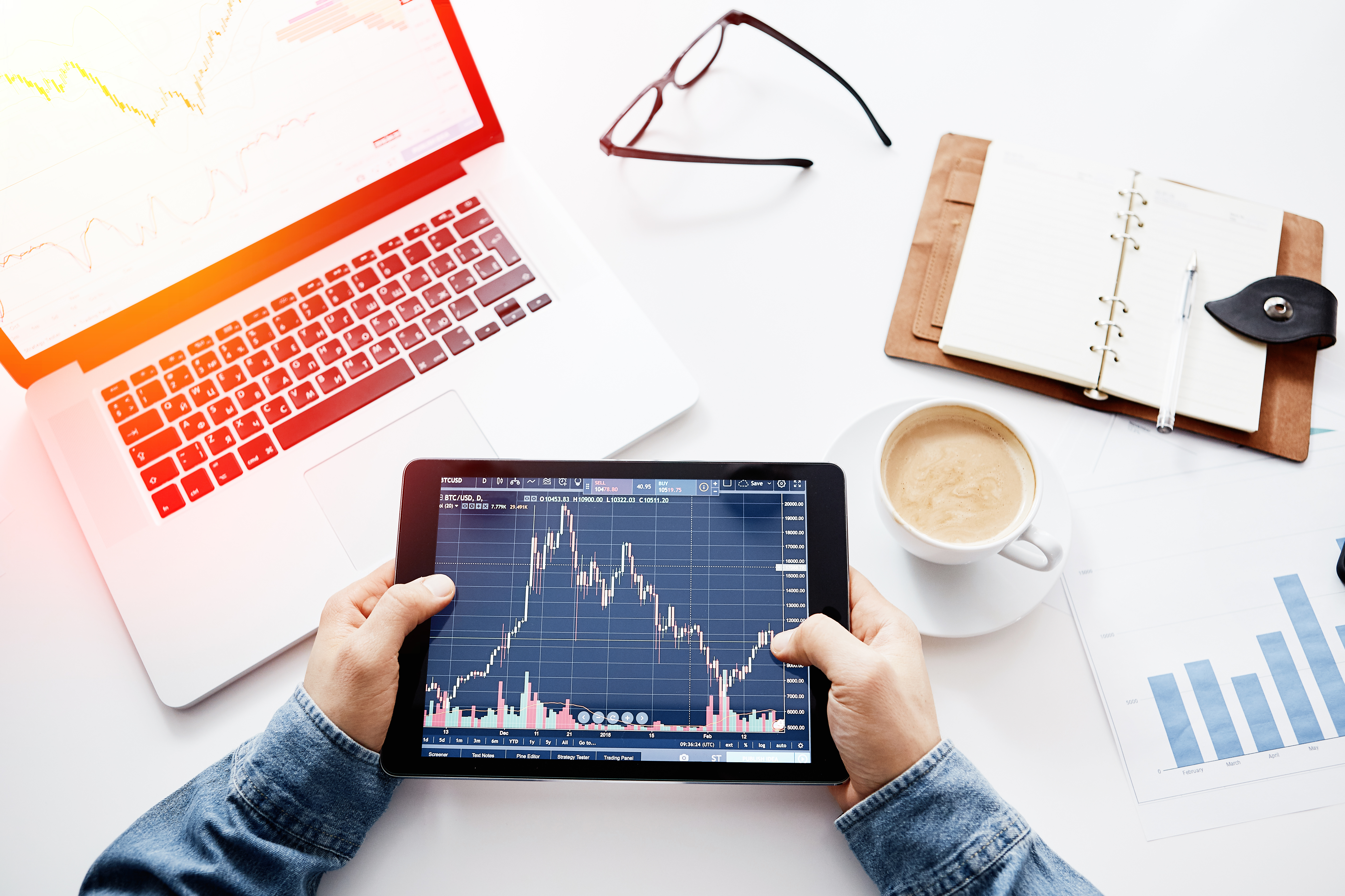 how do you day trade cryptocurrency