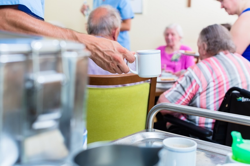 Nutrition Regulations in Nursing Homes - resident food choice