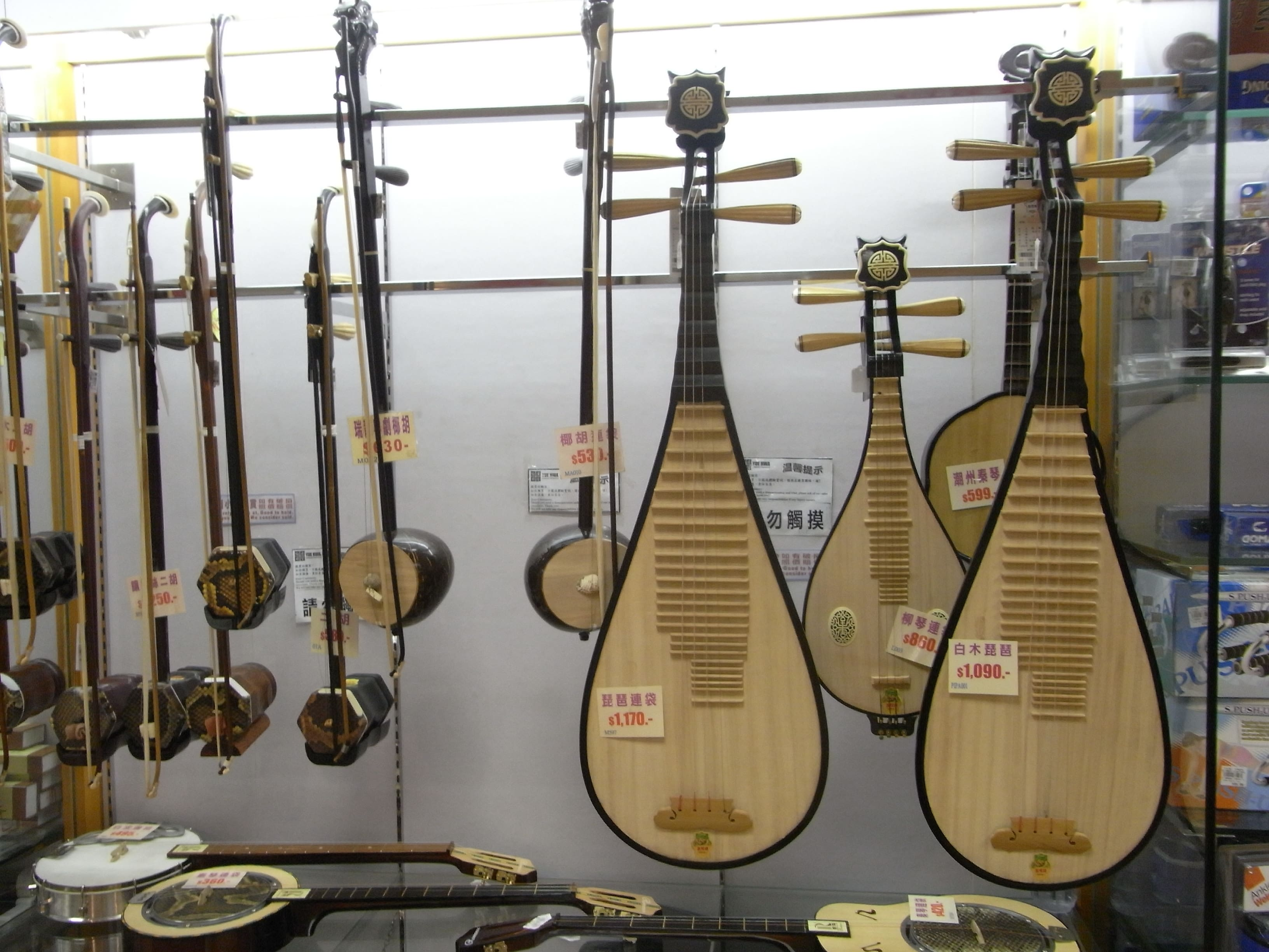 Japanese instruments is what to buy in Japan