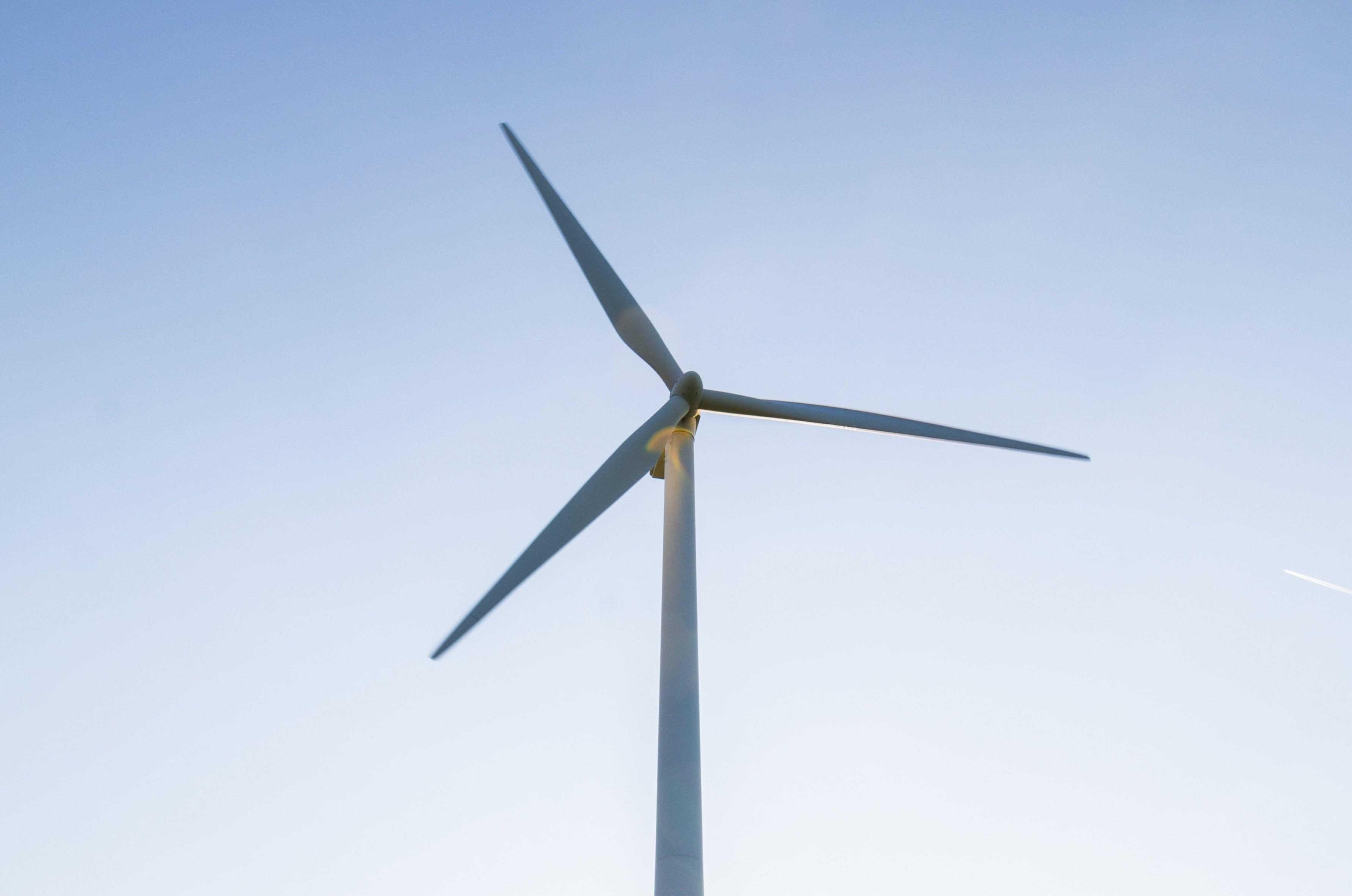 Nos tarifs, éolienne