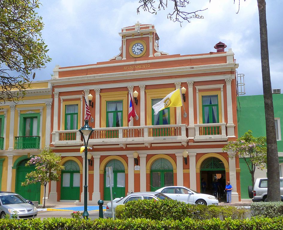 Juana Diaz is one of the best towns in Puerto Rico