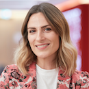 Huckletree Ambassador Caroline Chayot, Talent Partner at Atomico