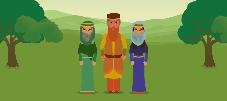 Who Were Esau's Wives?