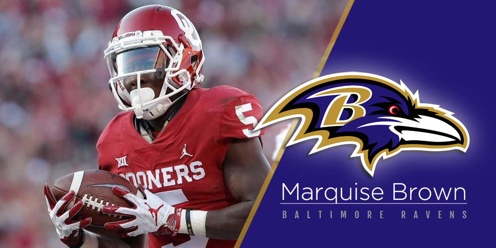 Marquise Brown Fantasy Impact in 2019