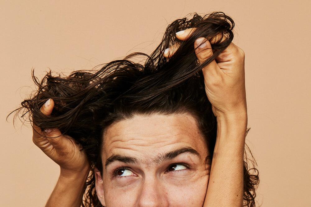 Hairline signs receding Receding Hairline:
