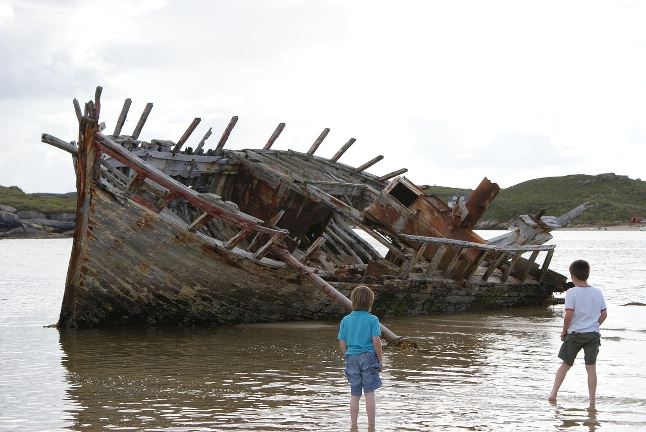 Shipwreck Things to do in Puerto Rico