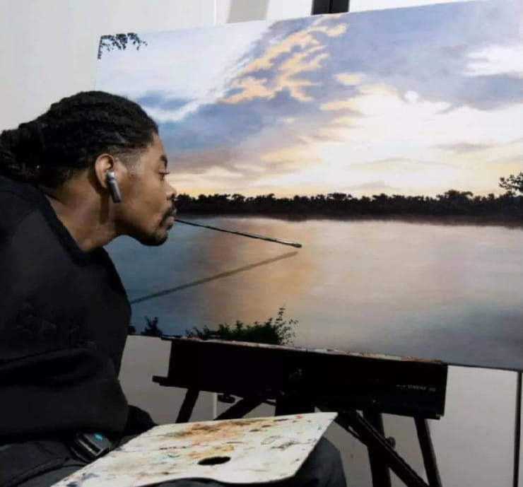 painting art to be shared