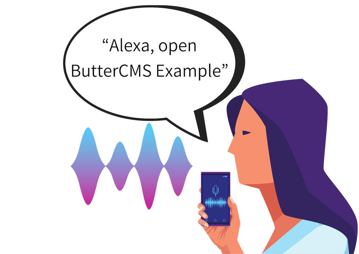 Amazon Alexa Skills Development with ButterCMS | ButterCMS