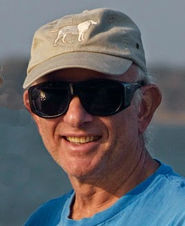 swim coach and Endless Pool owner Ray Scharf