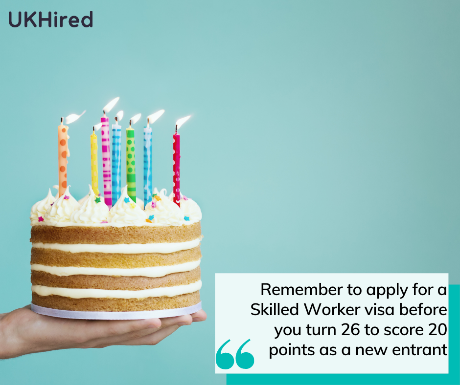 apply for british visa before your birthday