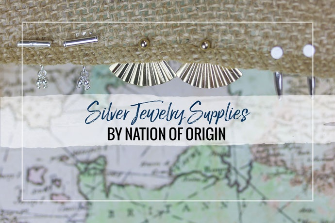 Learn about the major contributors to the silver jewelry supplies trade to make better informed sourcing decisions.