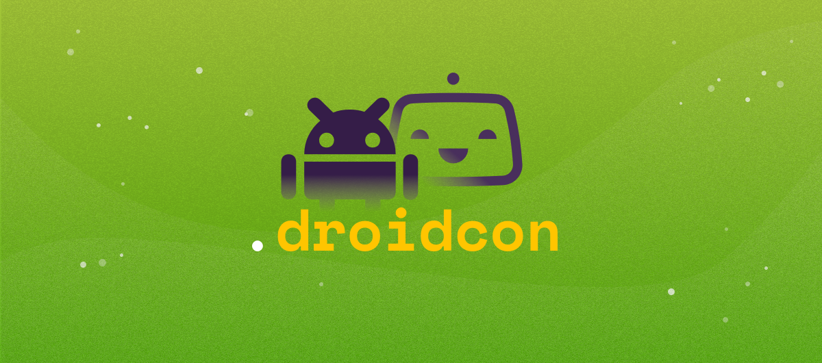 Meet us at .droidcon Berlin