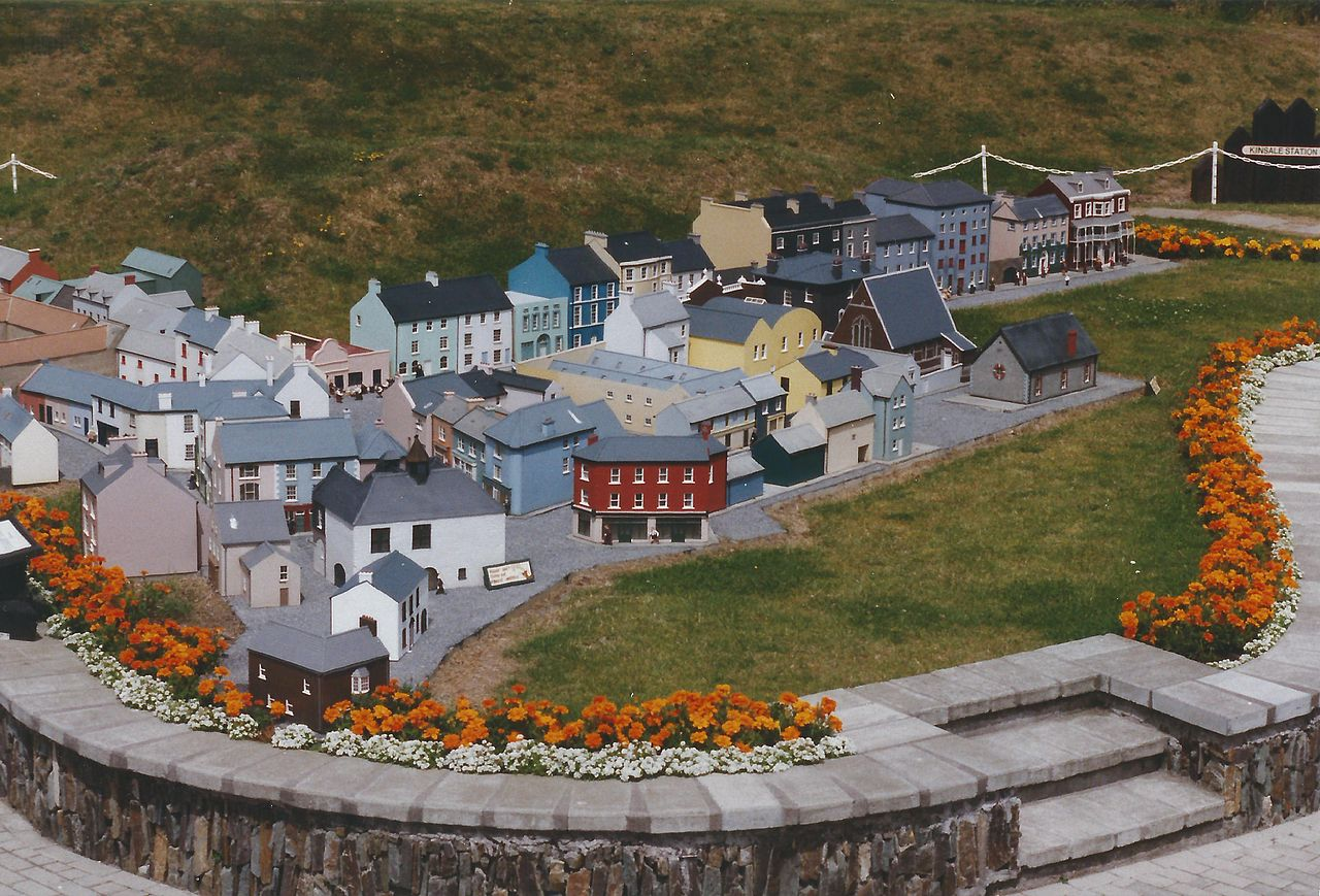 Visiting the Model Railway Village is an awesome thing to do in Cork, Ireland