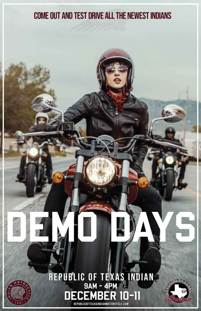 big tex demo days