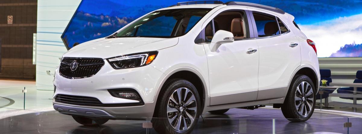 Buick Encore: todo sobre un SUV con alta eficiencia en combustible