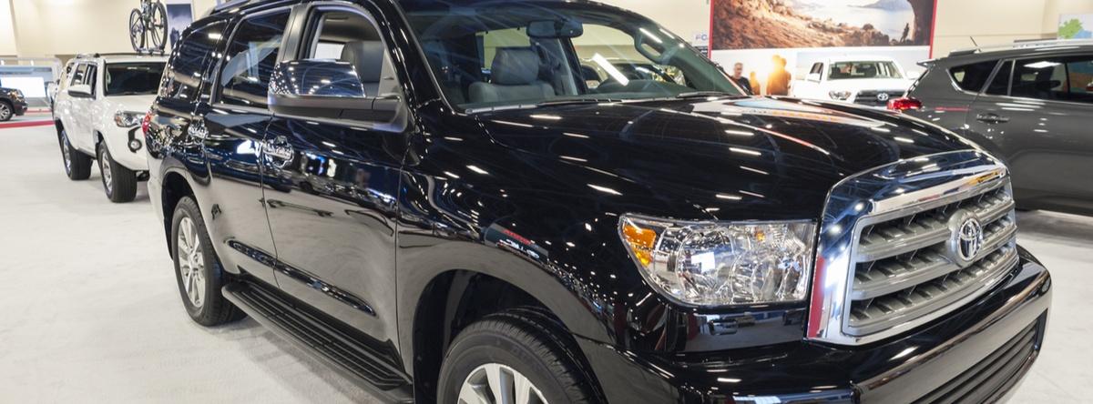 Toyota Sequoia 2015: el coche ideal para las vacaciones del verano