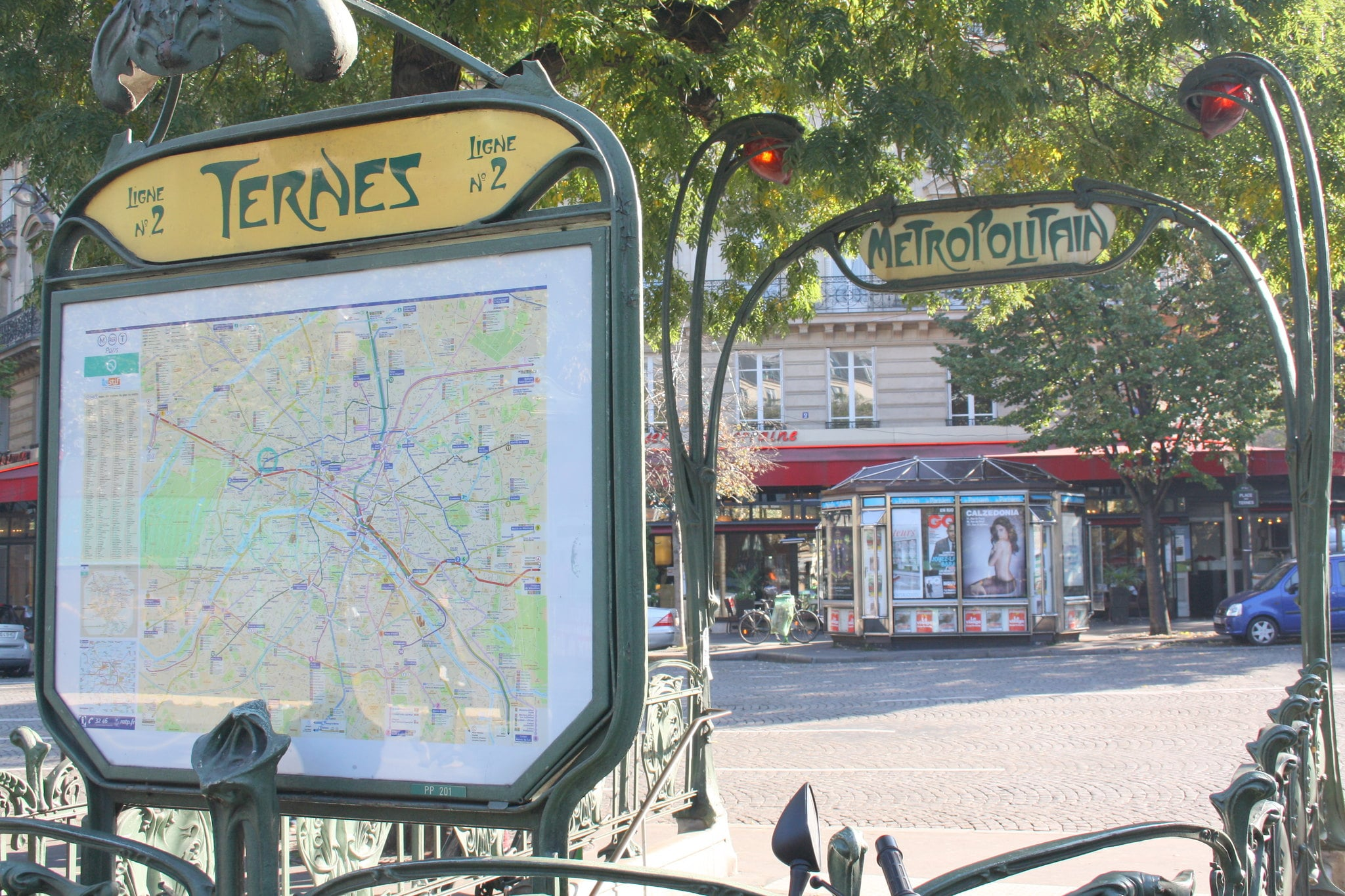 Is France Safe? Yes, as is the Parisian metro