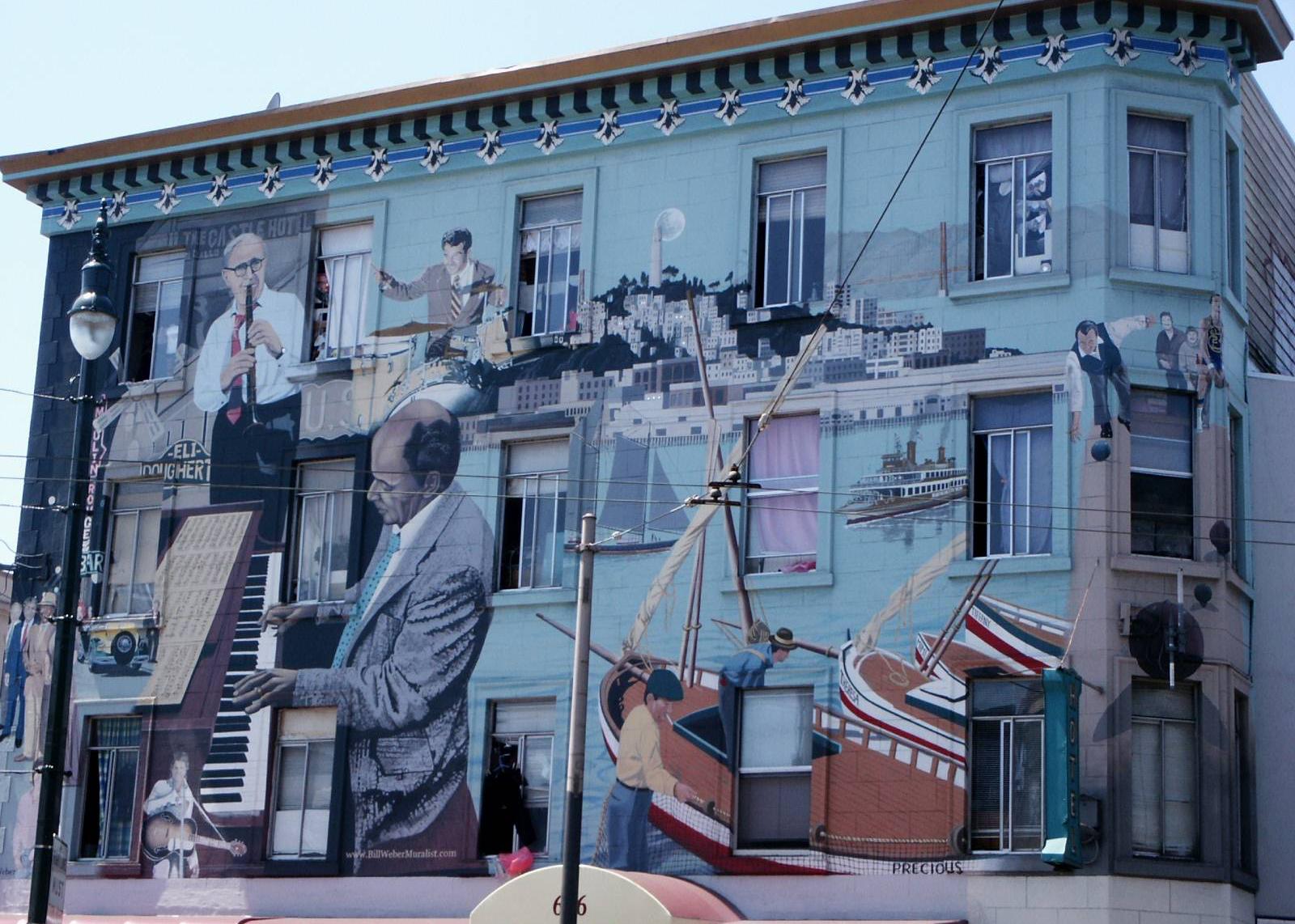 5 Most Walkable Neighborhoods in San Francisco | Doorsteps Rent