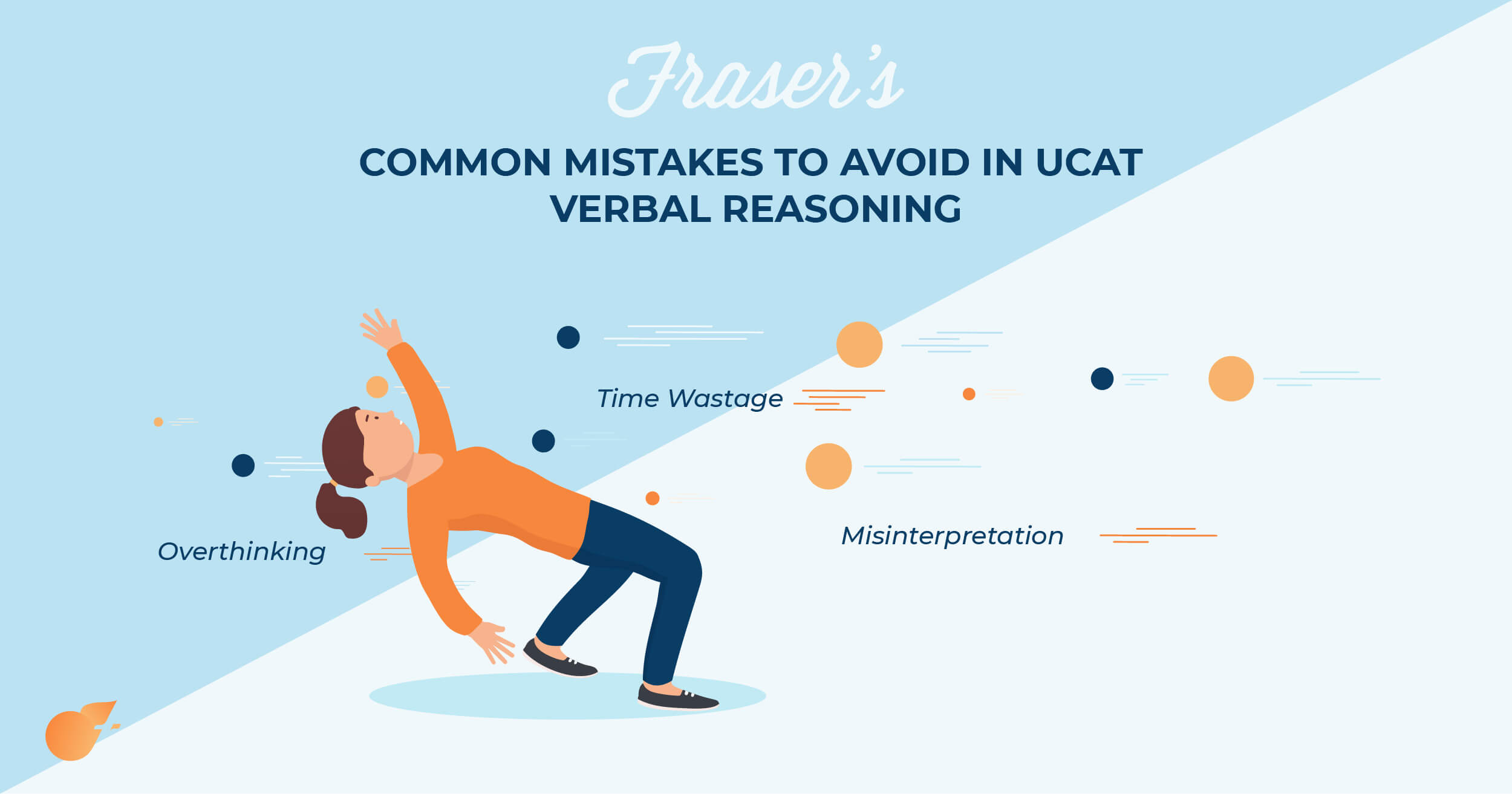 Common Mistakes To Avoid In The UCAT Verbal Reasoning