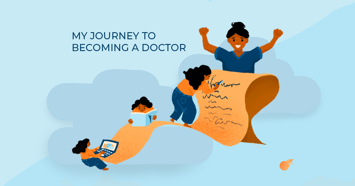 Journey to Becoming a Doctor