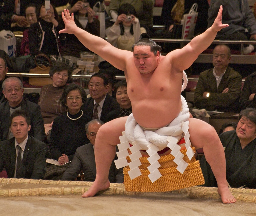 During unique events, like sumo wresting, is the best time to visit Tokyo
