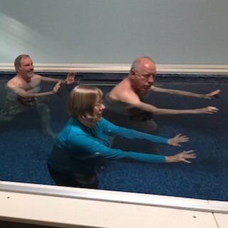 Donna's Arthritis Rx: Endless Pools Exercise & Ellen DeGeneres