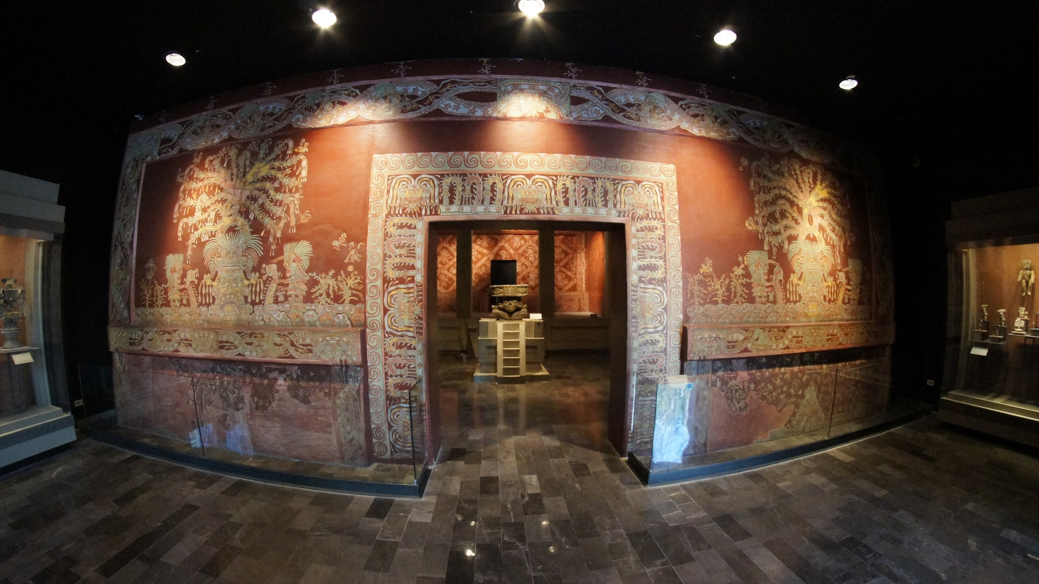 Museo Nacional de Antropologia is one of the Places to Visit in Mexico City