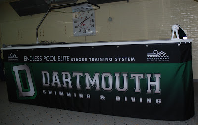 The Elite Endless Pool at Dartmouth University
