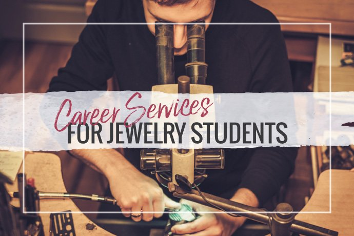 Great advice for metalsmithing and jewelry students on options for entry level career paths. Learn about potential job opportunities and how to find them.