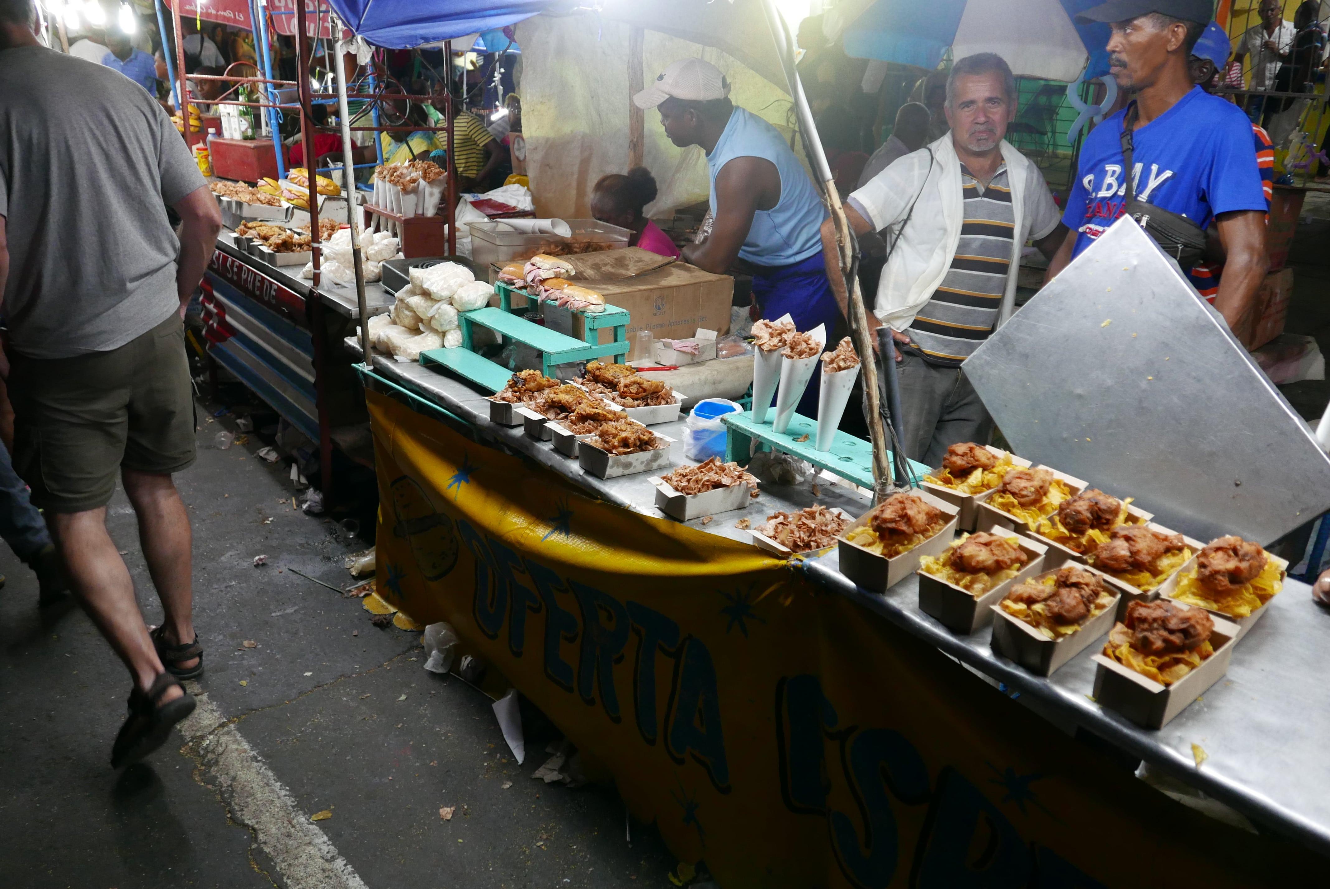 Cuba street food