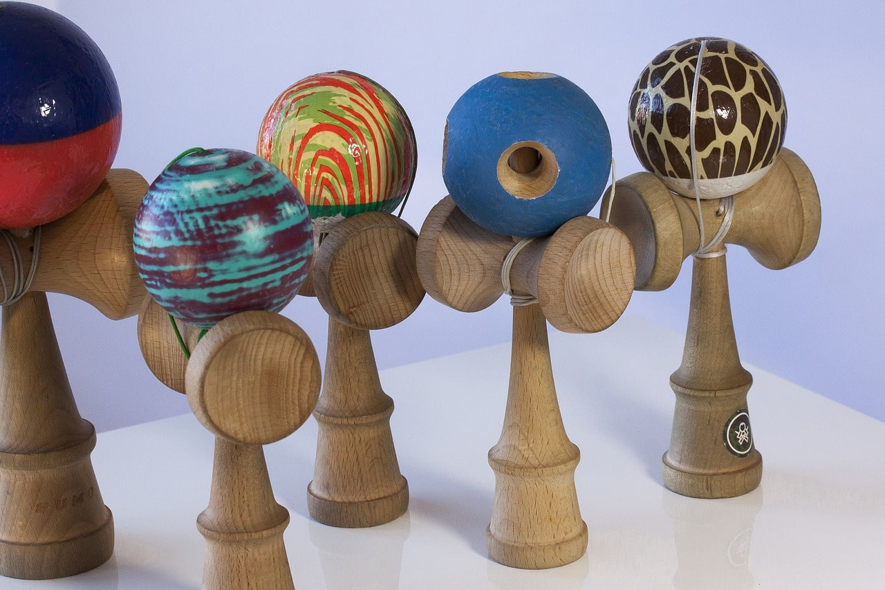 Kendama toys are what to buy in Japan