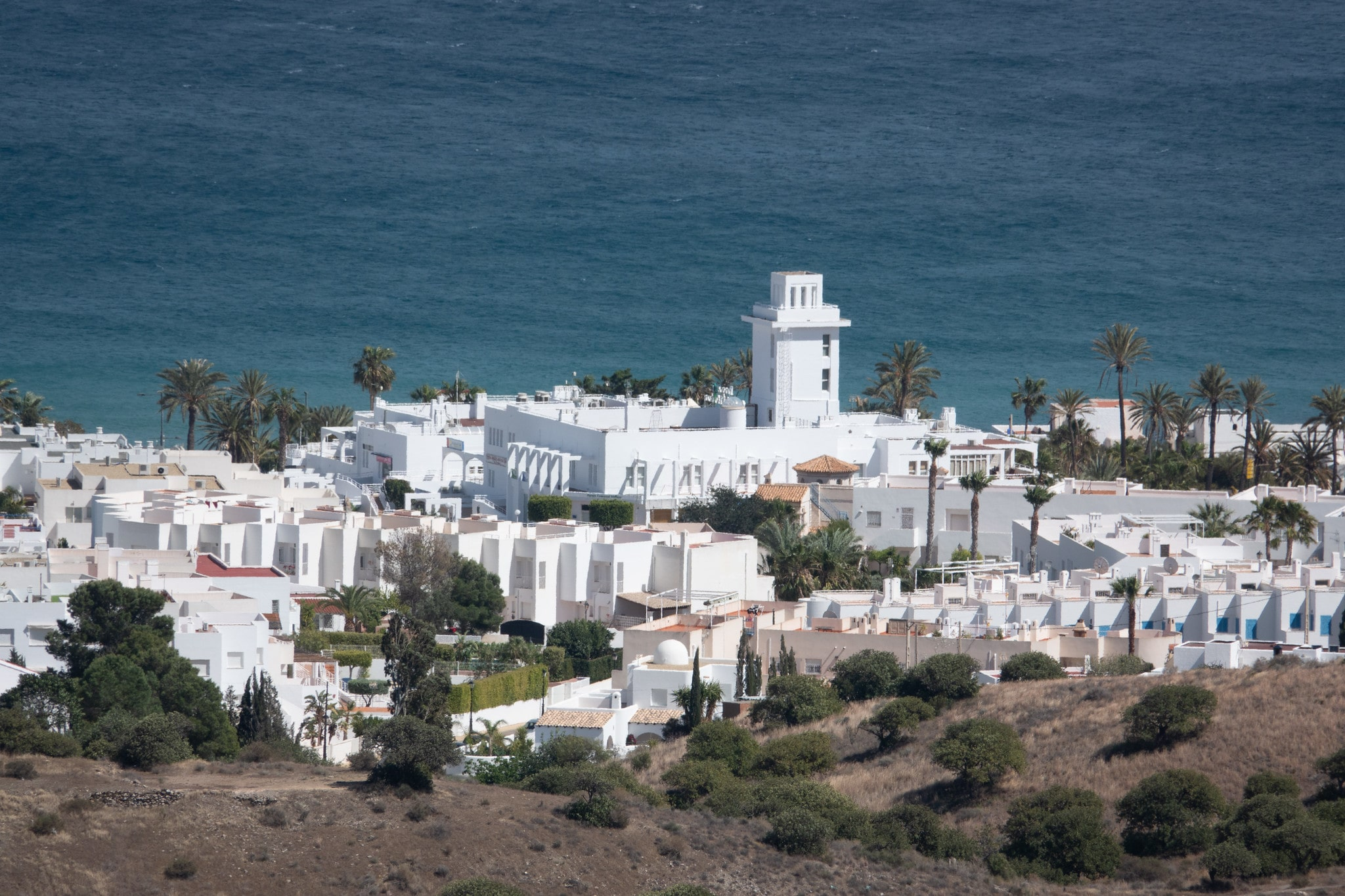 Where to stay in Spain if you love the ocean? Mojacar