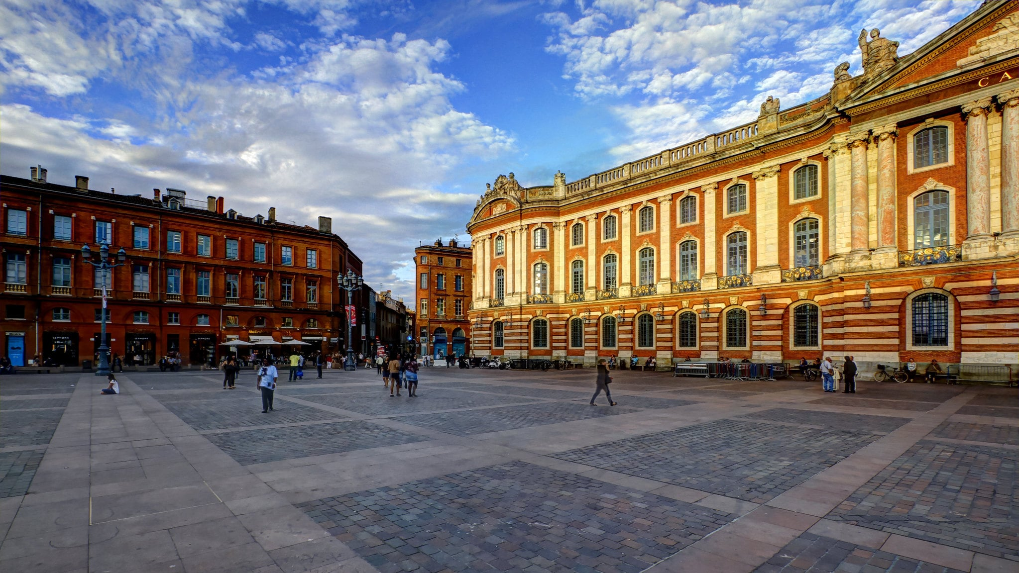 Toulouse is one of the best places to stay in France