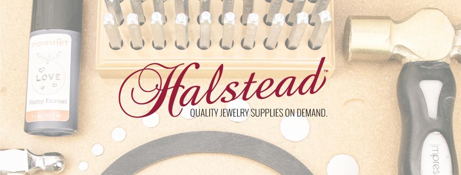 Logotype/Wordmark style logo from Halstead
