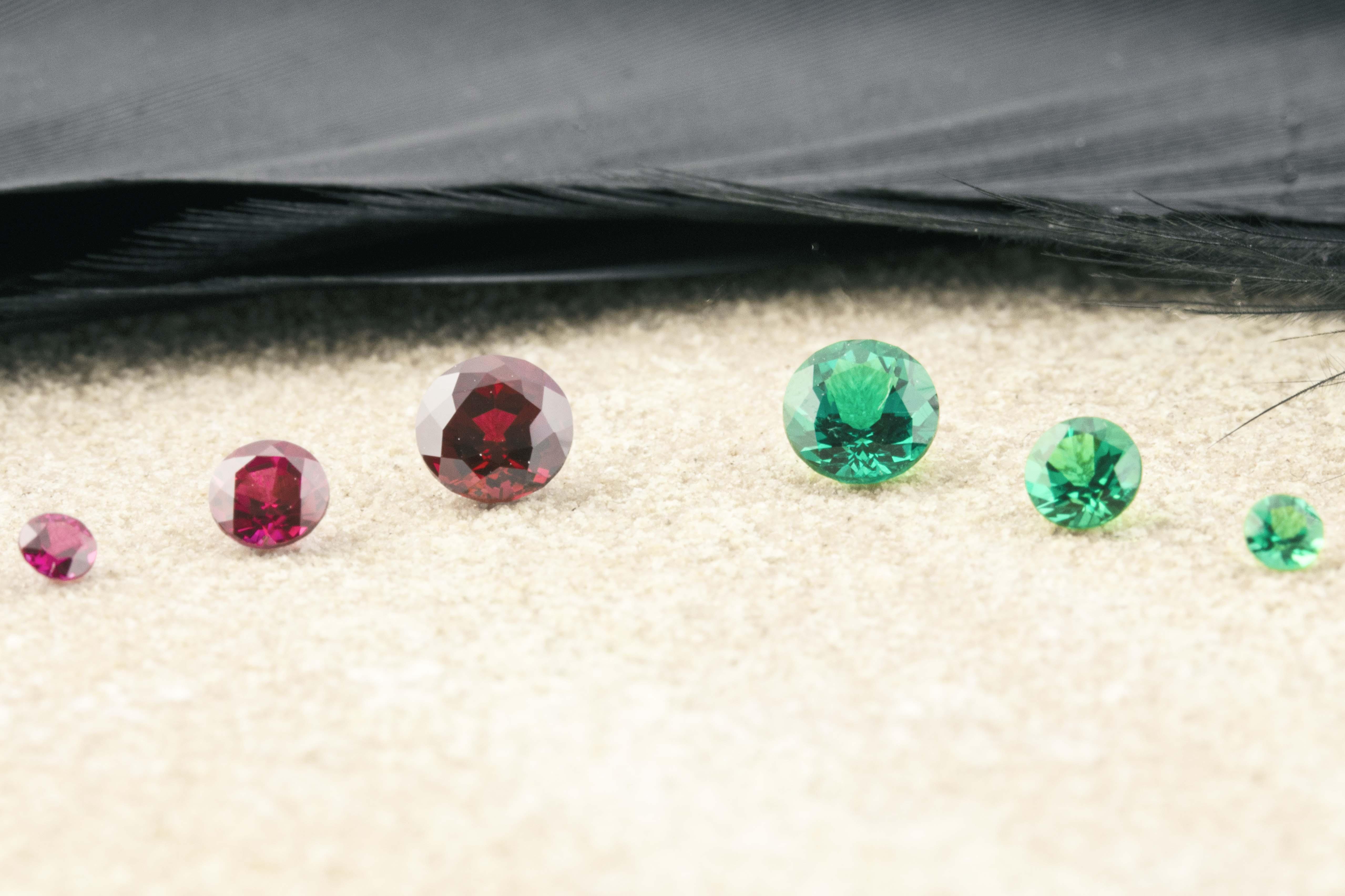 Laboratory Grown Gemstones