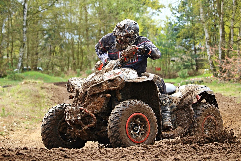 ATV rides through Puerto Rico's nouthern mountains is one of the expedia Puerto Rico excursions ViaHero loves