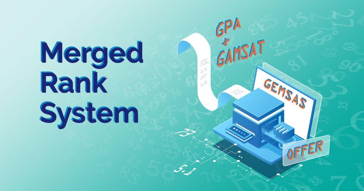 gamsat merged rank system