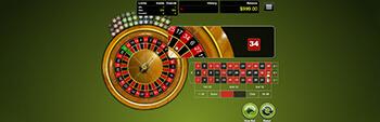 Casino Midas European Roulette
