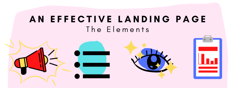 Landing Page Elements