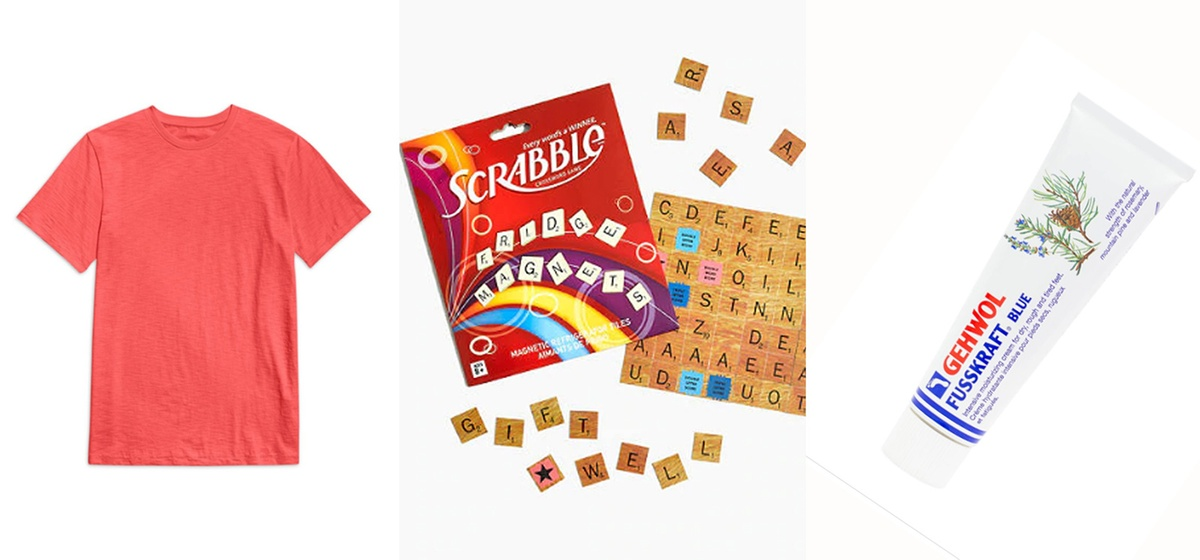 red gift ideas from primary